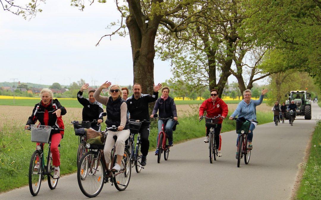 14. Radtour der Gemeinde Siedenbollentin am 20.05.2017